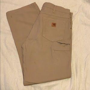 Carharrt cargo pants W36 L34